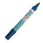 Marcatore permanente Pilot Super Color - punta tonda fine in fibra acrilica 4,00mm - blu - Pilot
