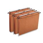 Cartella sospesa - cassetto Ultimate® - interasse 39 cm - fondo V - legale 37,2x25 cm - avana - Favorit