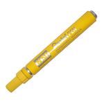 Marcatore permanente N50 - punta tonda 4,30mm - giallo - Pentel