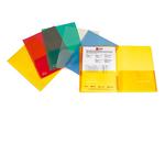 Cartellina con tasche Full - 21x29,7 cm - colori assortiti - King Mec