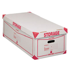 Contenitore Storage - con coperchio - 385x264x755 mm - King Mec