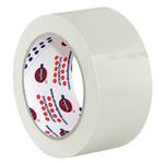 Nastro adesivo PVC 330 - 50 mm - bianco - Eurocel - rotolo da 66 mt