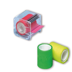 Ricarica nastro adesivo Memograph - 50 mm x 10 m - rosa - Eurocel
