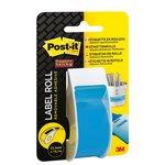 Etichette Post-it  Super Sticky riposizionabili in rotolo
