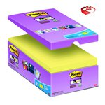 Foglietti Post-it  Super Sticky Value pack
