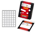 Etichetta adesiva - permanente - rettangolare - 19x14 mm - 49 etichette per foglio - 10 fogli per busta - bianco - Markin