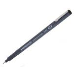 Pennarello Pigment Liner 308 - nero - 0,05mm - Staedtler