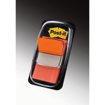 Segnapagina Post it® Index Medium - 25,4x43,2 mm - arancio - Post it® - conf. 50 pezzi