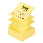 Blocco 100fg post-it z-notes r330 giallo canary