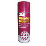 Adesivo spray 3m display mount adesioni affidabili e immediate 400ml