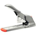 Cucitrice da tavolo Fashion HD110 - capacità massima 110 fogli - grigio/arancio - Rapid