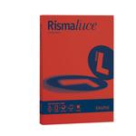 Carta Rismaluce - A4 - 140 gr - rosso scarlatto 61 - Favini - conf. 200 fogli