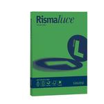 Carta Rismaluce - A4 - 140 gr - verde 60 - Favini - conf. 200 fogli