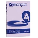Carta Rismacqua - A4 - 200 gr - lilla 06 - Favini - conf. 125 fogli