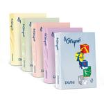 Carta Le Cirque - A4 - 80 gr - celeste pastello 101 - Favini - conf. 500 fogli