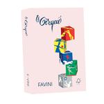 Carta Le Cirque - A4 - 80 gr - salmone pastello 103 - Favini - conf. 500 fogli