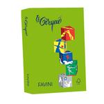 Carta Le Cirque - A4 - 80 gr - verde prato 203 - Favini - conf. 500 fogli