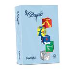 Carta Le Cirque - A4 - 80 gr - azzurro reale 204 - Favini - conf. 500 fogli