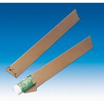 Tubo triangolare per spedizioni Triapak - per poster e disegni - 56x10x10 cm - Sealed Air