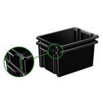 Contenitori in materiale riciclato