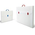 Valigetta polionda 208/E - PPL - 37x52cm - dorso 3cm - Balmar 2000