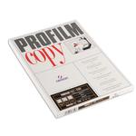 Lucidi C50 Profilm Copy per fotocopiatrici bianco/nero - 100 fogli A4 - senza retrofoglio - Canson