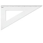 Squadra Profil - 60gradi - 35cm - alluminio - Arda