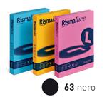 Carta Rismaluce - A4 - 200 gr - nero 63 - Favini - conf. 125 fogli