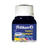 Inchiostro di china 523 - 10ml - blu cobalto 8 - Pelikan
