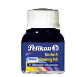 Inchiostro di china 523 - 10ml - blu oltremare - Pelikan