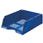 Vaschetta portacorrispondenza Transit Jumbo - 26,8x33,8x11,5 cm - blu - Esselte