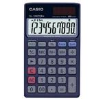 Calcolatrice tascabile SL-310TER+ - 10 cifre - blu - Casio