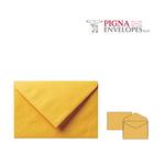 Busta gialla senza finestra - serie Giallo Postale - 120x180 mm - 80 gr - Pigna - conf. 500 pezzi
