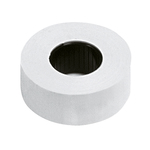 Rotolo 1000 etichette art.169 - 22x12 mm - rimovibile - bianco - Lebez