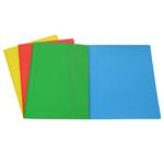 Cartellina con elastico - presspan - 35x50 cm - rosso - Cartotecnica del Garda