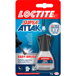 Colla Super Attak Easy Brush - 5 g - Loctite