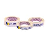 Nastro adesivo in carta - 25 mm x 50 m - beige -  Comet®
