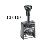Timbro Numeratore Reiner B6K - autoinchiostrante - automatico - 6 colonne 4.5 mm