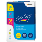 Carta Color Copy - A4 - 200 gr - bianco - Mondi - conf. 250 fogli