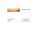 Biglietti da visita - 85 x 54mm - 200gr - angoli squadrati - bordo liscio - bianco - 10 biglietti - Decadry - conf. 15fg