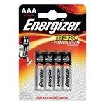 Energizer Alkaline Max AAA x 8