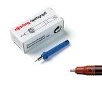 Punta per penna a china Rapidograph - 0,10mm - Rotring
