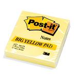 Blocco foglietti - giallo Canary - 100 x 100mm - 200 fogli - Post It