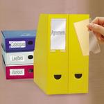 Portaetichette adesivo - PPL - trasparente - 62x150 mm - 3L - busta da 6 pezzi