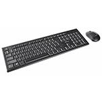 Set tastiera e mouse Wireless Nola