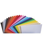Cartoncino Elle Erre - 70x100cm - 220gr - bianco - Fabriano - Blister 10 fogli