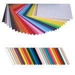 Cartoncino Elle Erre - 70x100cm - 220gr - rosso 109 - Fabriano - blister 10 fogli