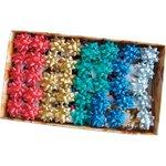 Stelle adesive per pacchi regalo