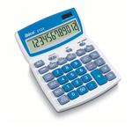 Calcolatrice da tavolo 212X - 12 cifre - bianco - Ibico
