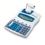 Calcolatrice da tavolo scrivente 1221X - 12 cifre - bianco - Ibico